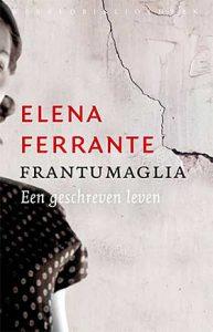 Elena Ferrante schrijft zelfportret - 'Frantumaglia'