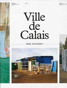 'Ville de Calais' van Henk Wildschut wint Nederlandse Fotoboekenprijs 2019
