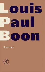 'Boontjes' - deel 21 in de reeks Verzameld werk van Louis Paul Boon