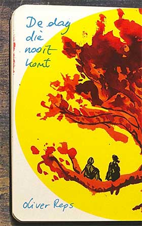 'De dag die nooit komt' gekozen als Beste Boek voor Jongeren 2019