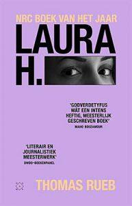Hebban Debuutprijs 2019 voor Thomas Rueb met zijn boek Laura H.