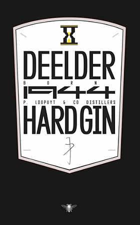Jules Deelder - 75 jaar! - met nieuwe verhalenbundel 'Hardgin'