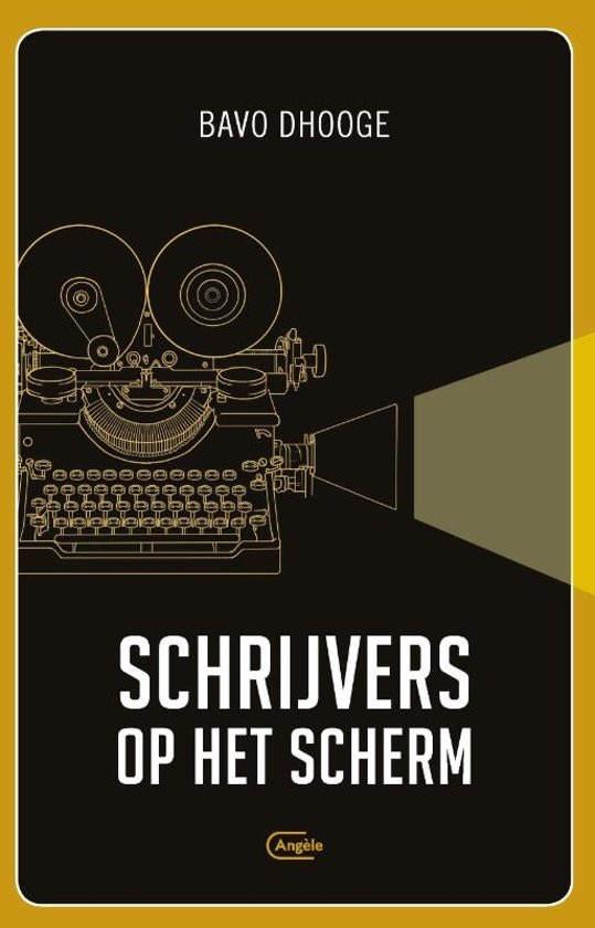 Bavo Dhooge over films met schrijvers in de hoofdrol