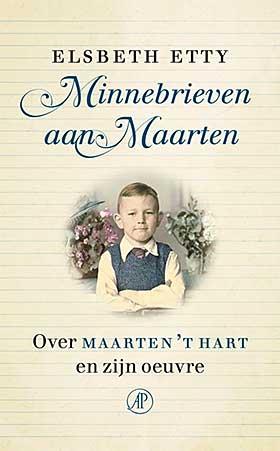 Elsbeth Etty schrijft Minnebrieven aan Maarten