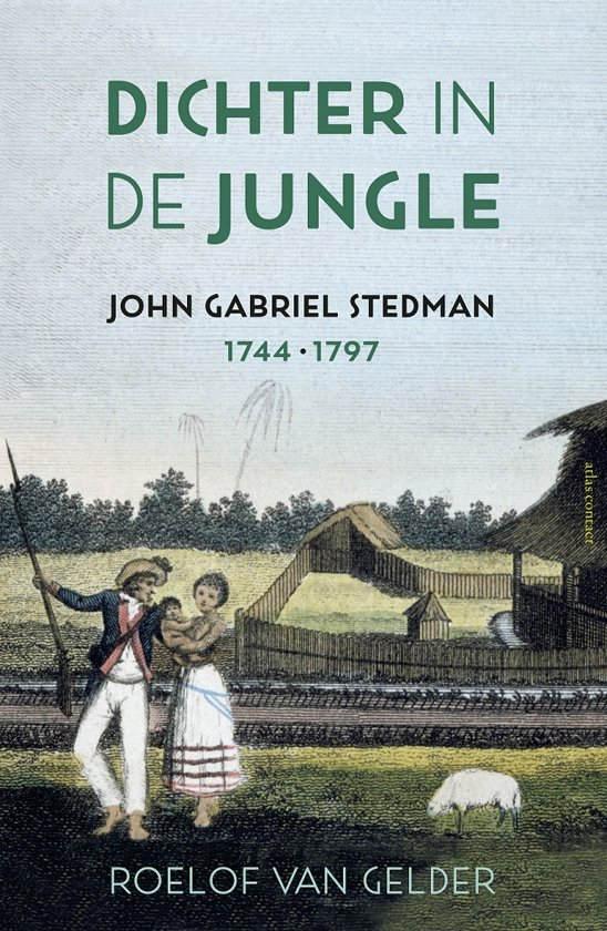 Roelof van Gelder wint met 'Dichter in de jungle' de Libris Geschiedenis Prijs 2019