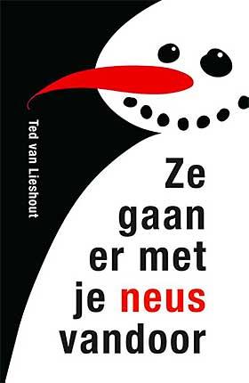 De Boekensleutel 2019 voor Ted van Lieshout