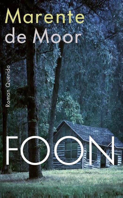 Marente de Moorontvangt de F. Bordewijk-prijs 2019 voor haar roman Foon