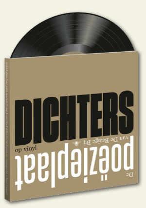 Dichters op vinyl - alle dichters van De Bezige Bij op driedubbelelpee