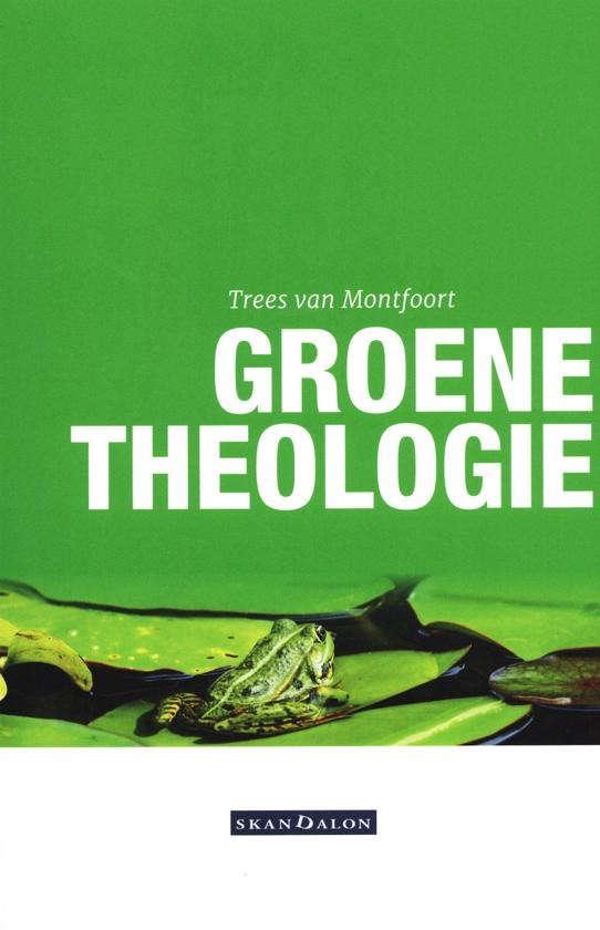 'Groene Theologie' van Trees van Montfoort is Theologisch Boek van het jaar 2019