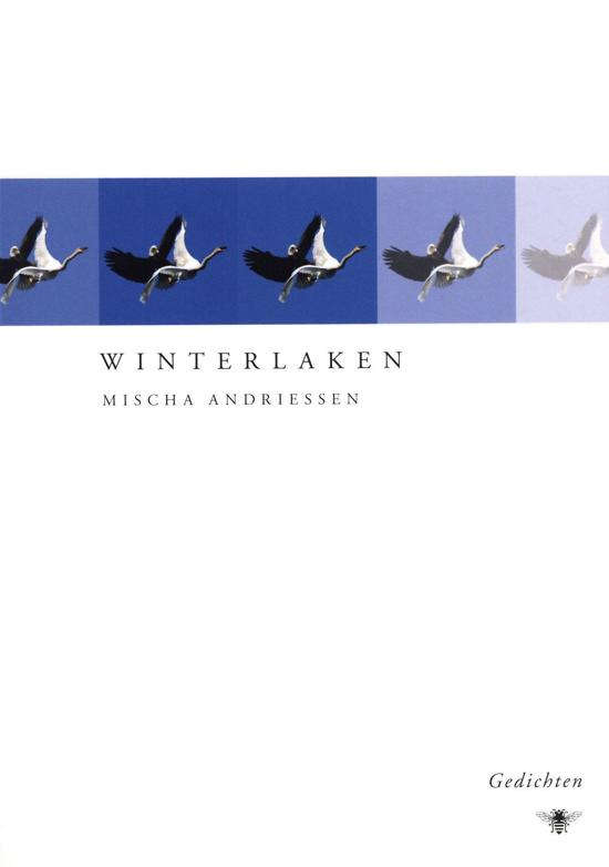 Mischa Andriessen wint de Awater Poëzieprijs 2019