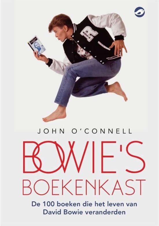 De 100 boeken die het leven van David Bowie veranderden