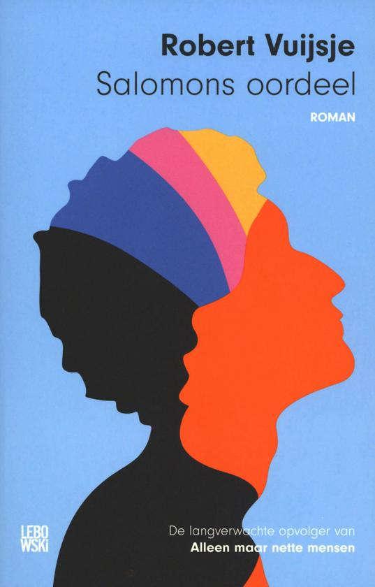 De cover van 'Salomons oordeel' gekozen als Mooiste Boekomslag 2019