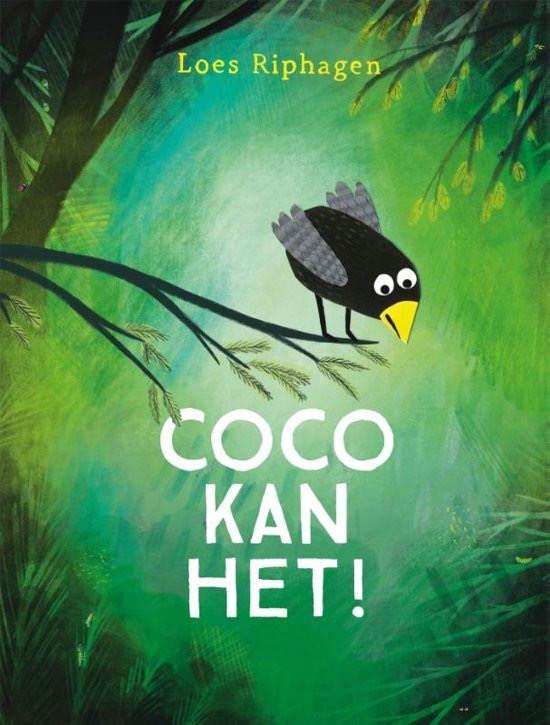 'Coco kan het!' is Prentenboek van het Jaar 2021