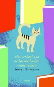 'Het verhaal van de kat die boeken wilde redden' - een Japanse bestseller