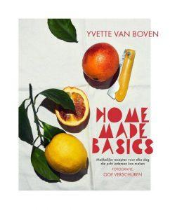 'Home Made Basics' van Yvette van Boven is winnaar van Het Gouden Kookboek 2020