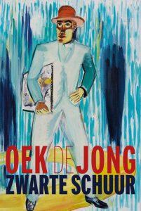 Oek de Jong wint met 'Zwarte schuur' de Boekenbon Literatuurprijs 2020