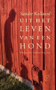 Sander Kollaard wint met 'Uit het leven van een hond' De Inktaap 2021
