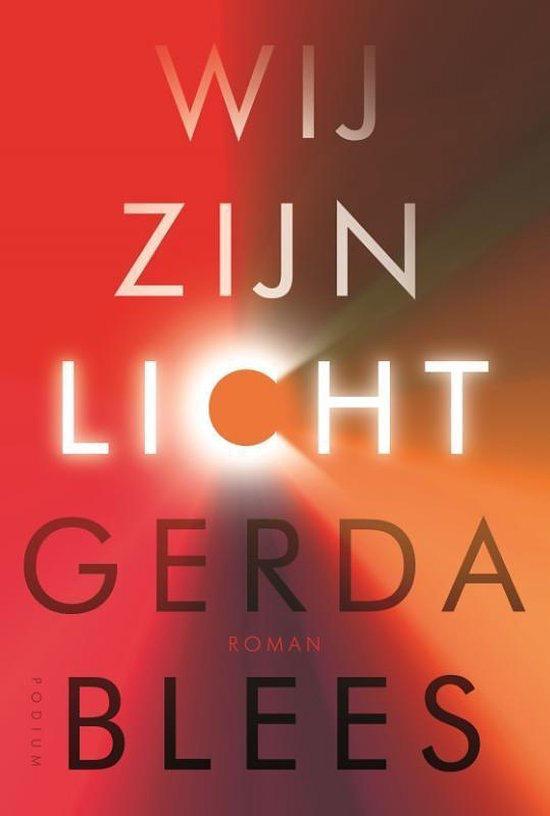 Gerda Blees wint met 'Wij zijn licht' de Nederlandse Boekhandelsprijs 2021