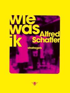 'Wie was ik' van Alfred Schaffer is bekroond met de Herman de Coninckprijs 2021
