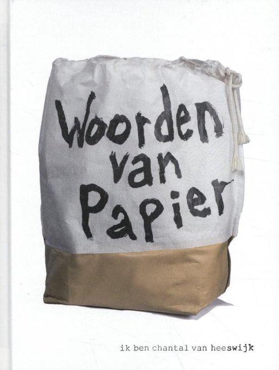 'Woorden van papier' - Chantal Van Heeswijk