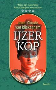 Jean-Claude van Rijckeghem wint met 'IJzerkop' de Thea Beckman Prijs 2021