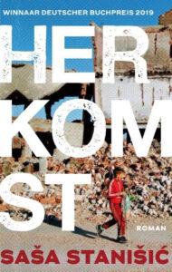 De roman 'Herkomst' wint Europese Literatuurprijs 2021