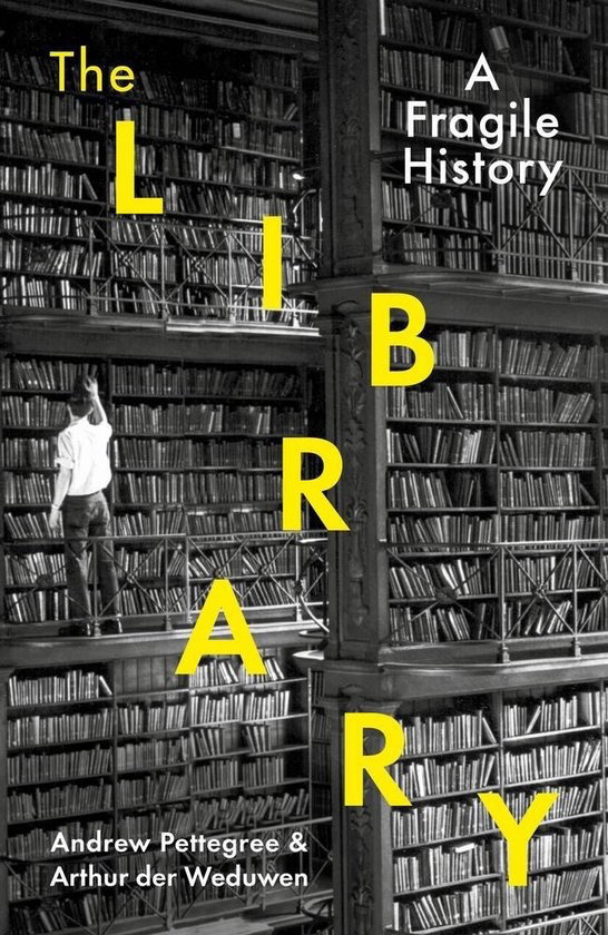 'The Library' - the history of libraries and the people who built them